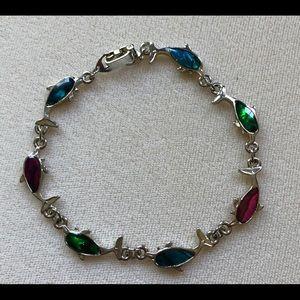 Jewelry - A Dolphin Bracelet